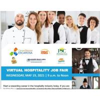 Virtual Hosputality Job Fair