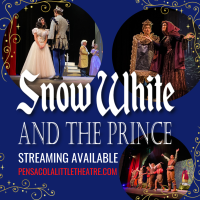Snow White and the Prince waltzes into opening weekend!