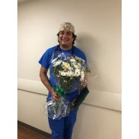Baptist Hospital Nurse Sergio Torres, R.N., Presented DAISY Award for Extraordinary Nurses