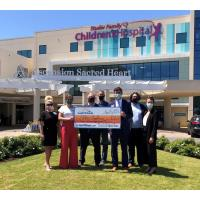 Giving Back is in Our Jeans Gulf Winds staff members donate $10,626 to the Children's Miracle Networ