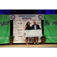 "Jane ""Merrill"" Dickerson and Jordan McCants Receive Top Scholarships at Pensacola Sports' Sr. Schola"
