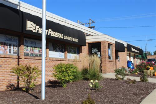 Our Morris branch is located at 124 E Main St, Morris, IL 60450.