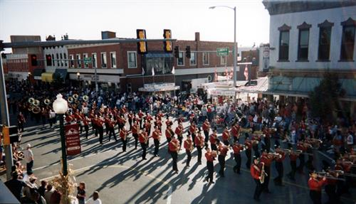 Corn Festival Parade