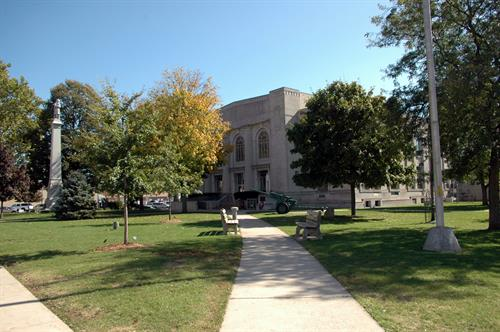 Grundy County Courthouse
