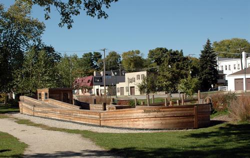 Canal Boat Replica
