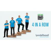LyondellBasell Recognized as One of the 'World's Most Admired Companies' for Fourth Consecutive Year