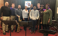 ARC Student Jazz Jam Session at 424 Lounge (an official Spotlight: Charlie Parker event)