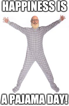 Image for Happy National Wear Your Pajamas Day!
