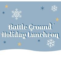 Battle Ground Holiday Luncheon