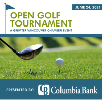 2021 Open Golf Tournament