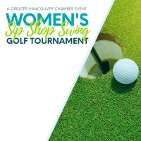 """""""Sip, Shop, Swing"""" Women's Golf Tournament"""