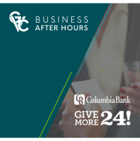 Business After Hours | Columbia Bank - Give More 24!
