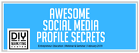 Awesome Social Media Profile Secrets Seminar