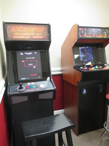 Retro Video Games for the Kids (or kids at heart?)