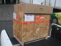 Crated Electronic Machine