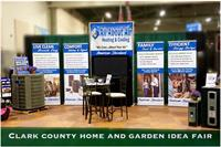 All About Air at teh Clark County Home & Garden Idea Fair - Booth 1300