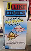 Pull Up Banner for I Like Comics