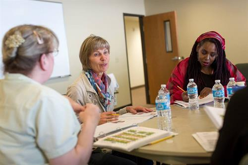 Offering educational classes to promote health, hope and healing