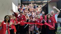 Grand Opening & Ribbon Cutting for the downtown Vancouver offices for Aushi Mizani