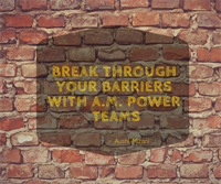 Meme on breaking through barriers