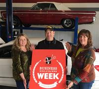 Vancouver Chamber Business of the week! Deb, Jeromy and Sara