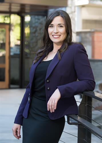 Danielle Paradis, Attorney
