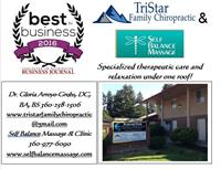 Two great buisness under one roof, we are proud to share the building with the reputable Self Balance Massage and Clini