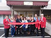 Our 5 Year Anniversary Ribbon Cutting