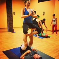 Partner Acro Yoga Workshop