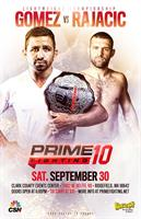 Prime Fighting 10 September 30, 2017