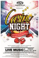 New Groove Foundation CASINO NIGHT