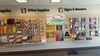 Office supplies / Signs and banners