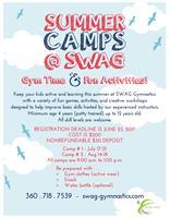 Summer Camp Fun!
