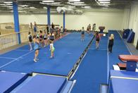 SWAG Rail Floor and Tumble Track