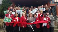 Arthritis Foundation Chamber Ribbon Cutting