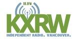KXRW Independent Radio. Vancouver.