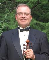 Matt, violin