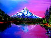 Mount hood At dusk #11