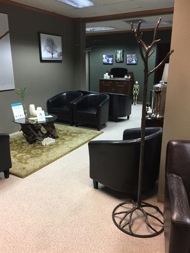 nuHealth waiting area
