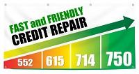 Fast and Friendly Credit Repair
