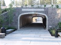 Our Camas quarried stone put to the best possible use!
