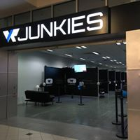 The VR Junkies Storefront
