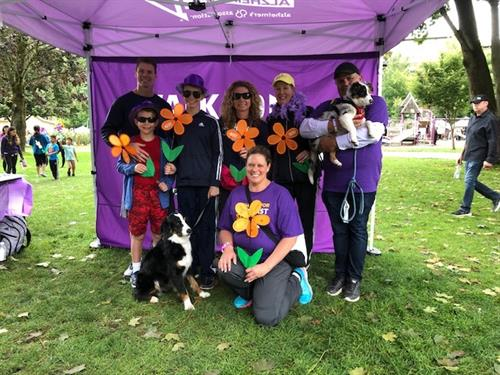 Vancouver Walk to End Alzheimer's 2019