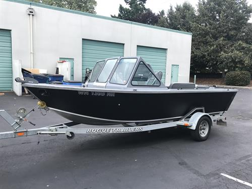 Customize your boat by adding a wrap, lettering or registration numbers