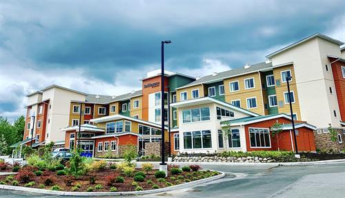 Residence Inn Portland Vancouver
