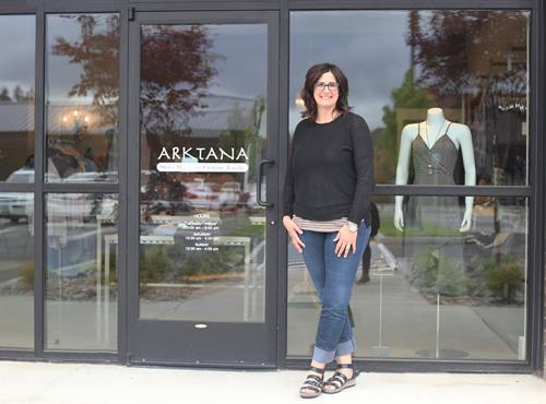 Owner Ann at our Felida location