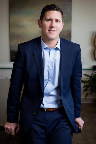 Bryce Sinner –Litigation Attorney