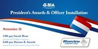 BIA President's Awards & Officer Installation Dinner