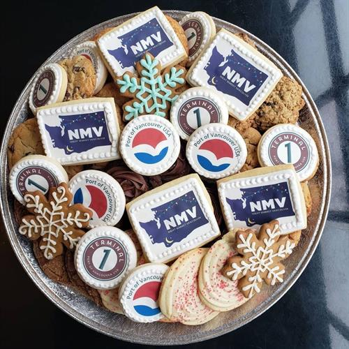 Logo Cookie Platter