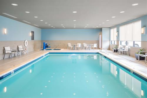 Indoor Saltwater Pool